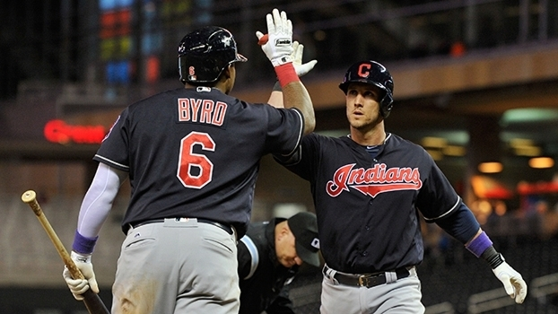 Yan Gomes trocou os Indians pelos Nationals