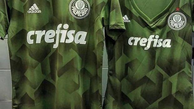 0093976a701bf Palmeiras  Nova camisa 3