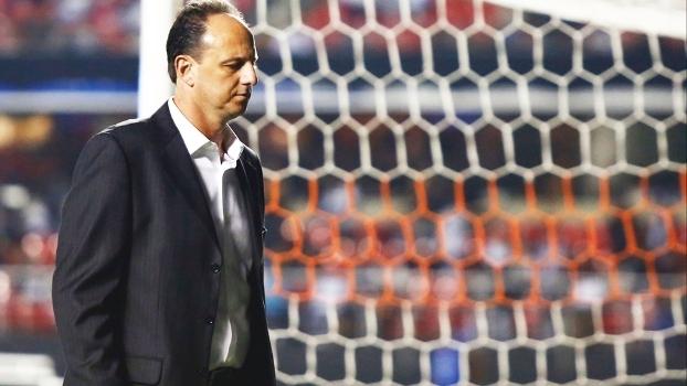 Rogerio Ceni Sao Paulo Defensa y Justicia Copa Sul-Americana 11/05/2017
