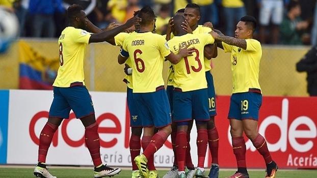 O Equador não deu chances para o Chile 0942ed586a603