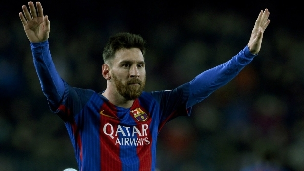 Lionel Messi, astro do Barcelona