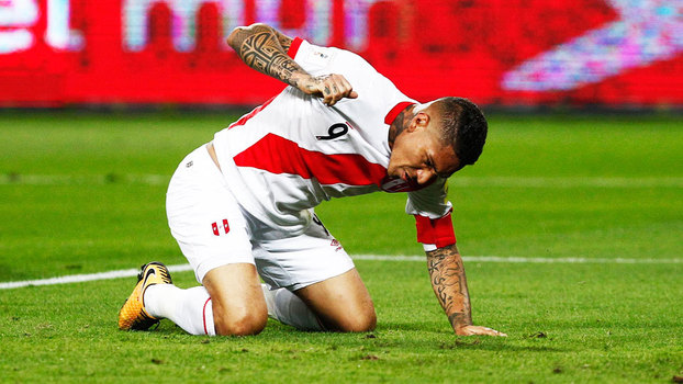Guerrero está fora da Copa do Mundo