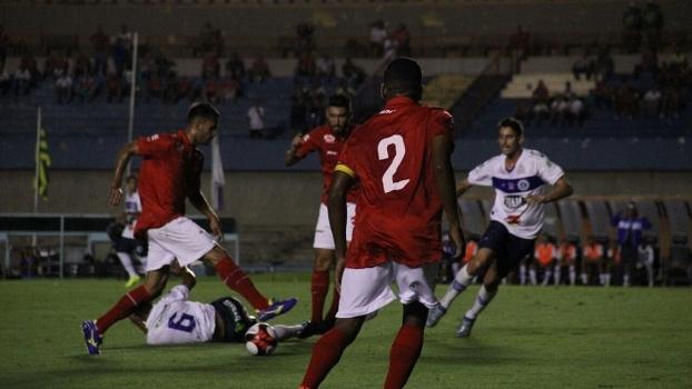 Vila Nova ficou no empate