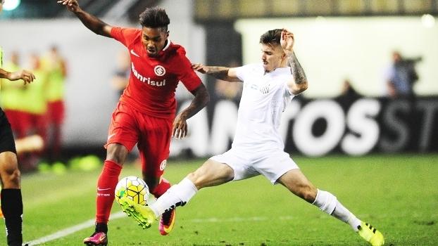 Vitinho jogou duas temporadas pelo Internacional: CSKA só aceita a venda