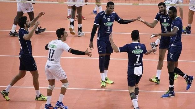Cruzeiro conquistou o segundo título em uma semana