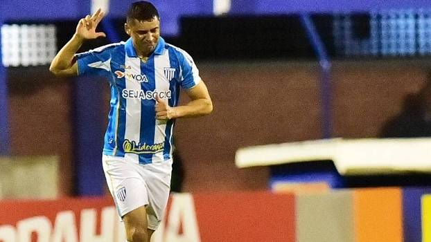 William Avaí x Chapecoense Campeonato Brasileiro