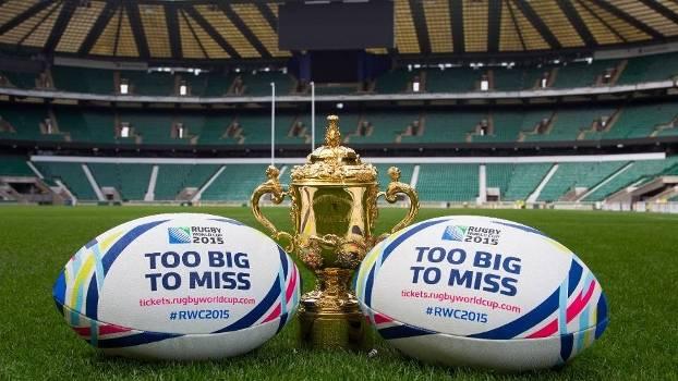 A Copa do Mundo de Rugby se aproxima e você não pode perder nenhum detalhe