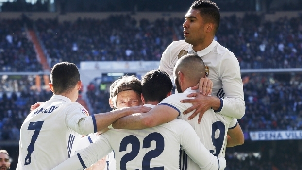 Real Madrid será campeão espanhol de acordo com o estudo