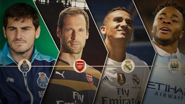 Jogadores Europa