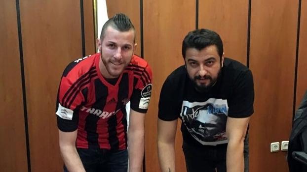 Paulo Victor ficará um ano e meio em clube da Turquia