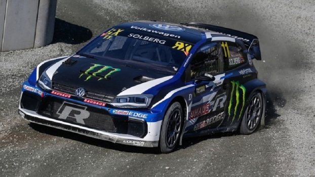 Petter Solberg (Volkswagen Polo R Supercar)