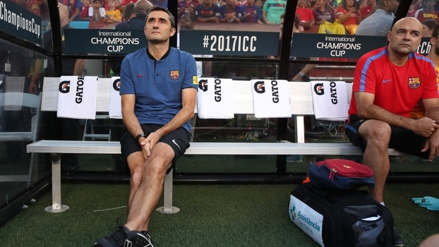 Técnico do Barcelona está de olho no mercado