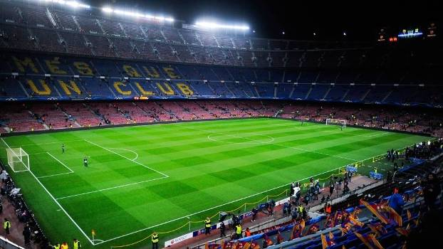 Naming rights do Camp Nou valem  apenas  59% a mais do que Arena ... bccbb3fe3b515