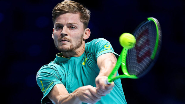 Lances de Dominic Thiem 0 x 2 David Goffin — ATP Finals