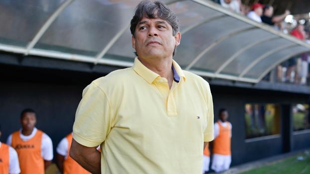Em m� fase no Paraense, Remo acerta retorno do t�cnico Marcelo Veiga