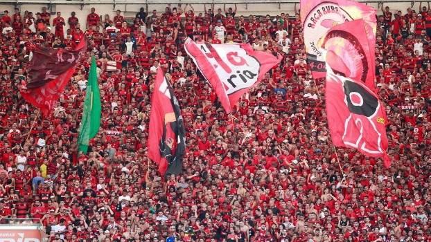 Flamengo x Santos: 61.421 torcedores estiveram presentes no Maracanã neste domingo