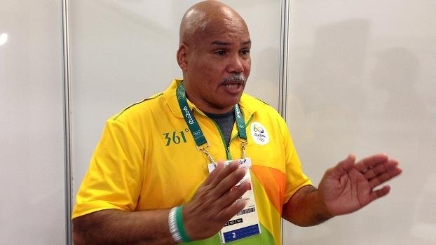 Earl Jones: após mais de três décadas, a realização do sonho olímpico no Rio-2016
