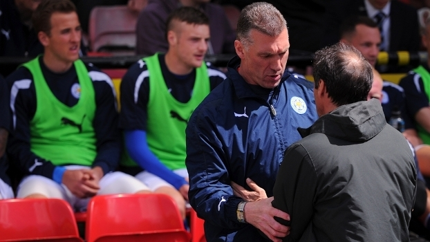 Em 2013, ambos eram reservas do Leicester