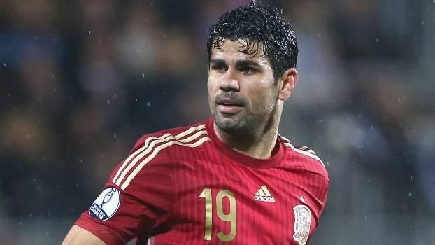 8584e97ca2 Diego Costa fica fora de convocação da Espanha para eliminatórias da ...