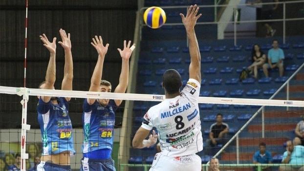 Taubaté caiu diante do Montes Claros na estreia da Superliga