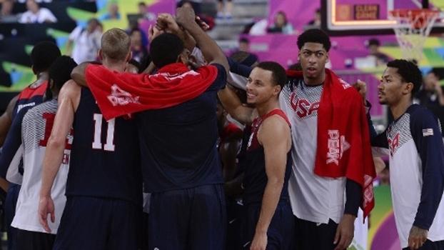 12443eb190 Seleção masculina de basquete dos EUA anuncia cinco amistosos antes ...