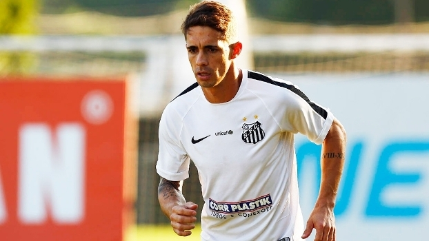 Neto Berola está de saída do Santos