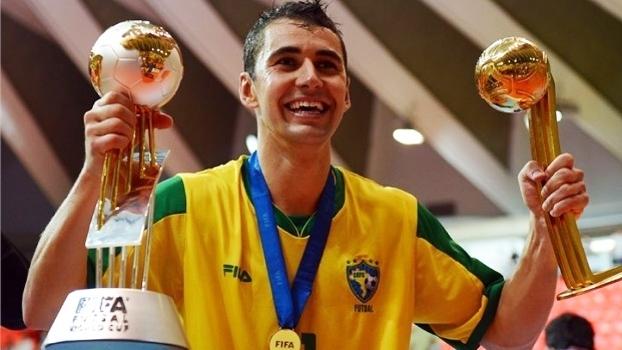 360c338b8f Neto Futsal Seleção Brasileira