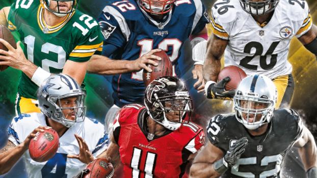 Álbum de figurinhas da NFL de 2017 chegou! Veja fotos  126df782431