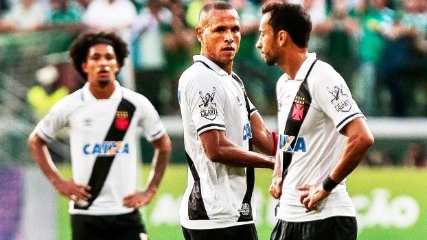 Vasco precisa se recuperar de derrota para o Palmeiras