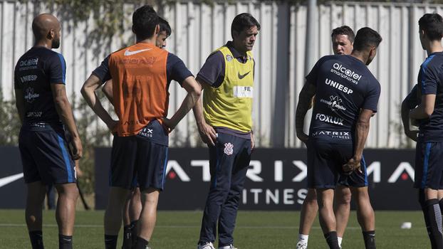 Corinthians trabalha emocional e vê físico  em dia  antes do clássico - ESPN f8738e32a934c