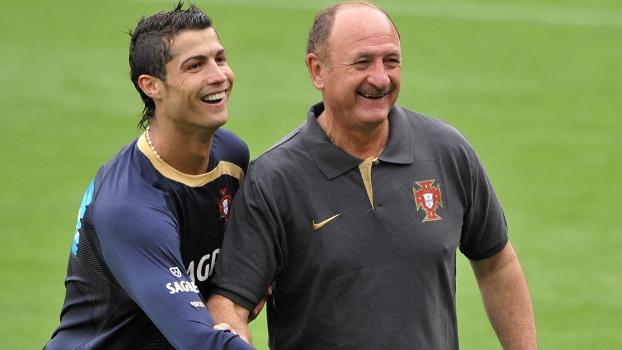 """""""Ronaldo mar walba ayuu iga waraystaa ……"""" – Luiz Felipe Scolari oo sheegay arin halis ku ah Real Madrid"""