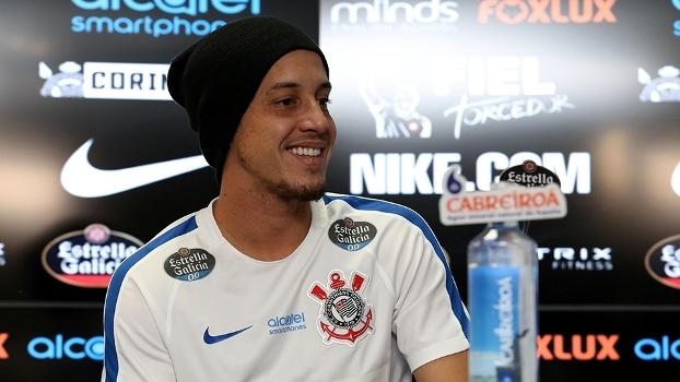 Rodriguinho foi convocado por Tite para amistosos em Junho