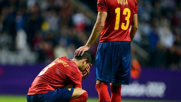 Capitão da Espanha não se conforma com eliminação e diz   Estamos p ... 1391b158d1eed