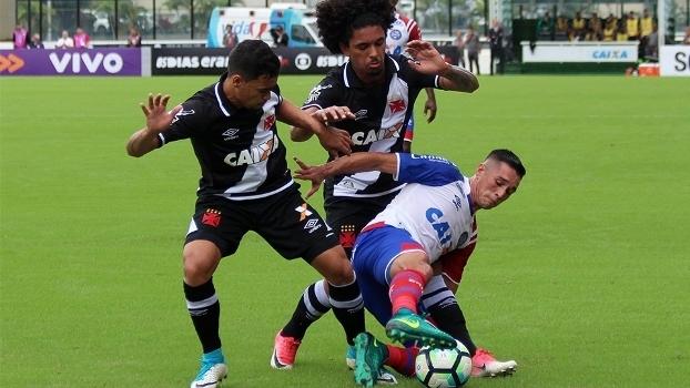 Bahia jogou com time alternativo e perdeu para o Vasco em São Januário e830d4605d36d