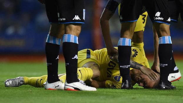 25b186c1d356f Darío Benedetto rompeu ligamento do joelho direito