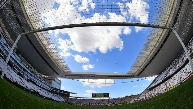 Estádio do Corinthians custa 3 vezes o do Palmeiras e 4cda7ff149bae
