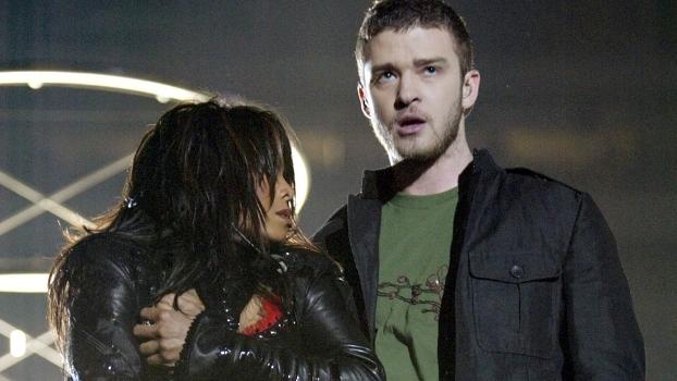 A polêmica apresentação do show do intervalo com Justin Timberlake e Janet Jackson
