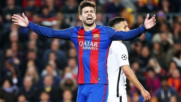 Piqué estará à disposição do Barça no fim de semana