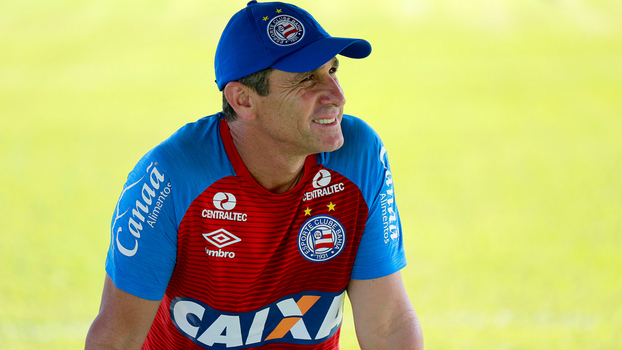 Jorginho durou 14 jogos à frente do comando técnico do Bahia 4b33a2cc42b01