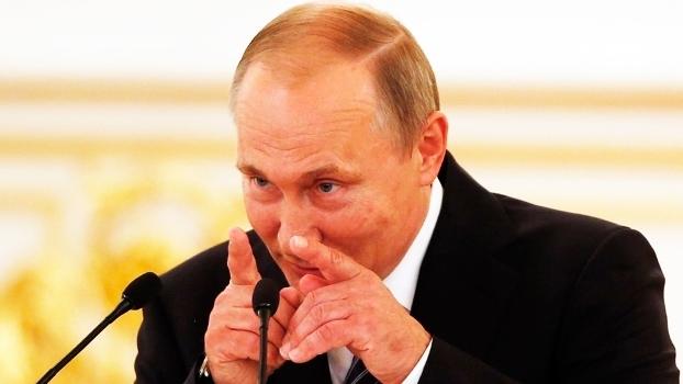 Vladimir Putin Coletiva Kremlin Moscou Russia 25/08/2016