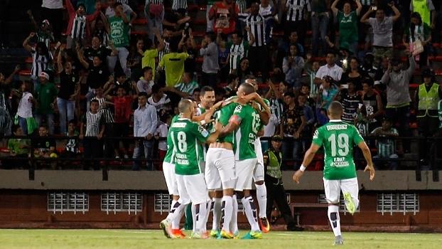 Atlético Nacional avançou para as quartas de final da Copa Sul-Americana