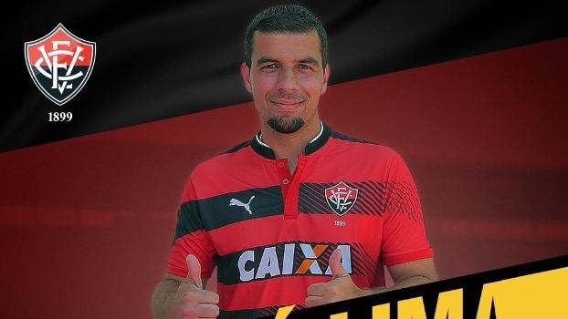 André Lima comandará o ataque do Vitória em 2017