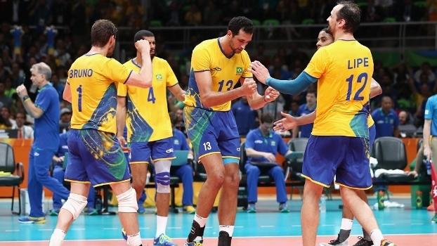 Brasil mantém Itália 'freguesa', dá a volta por cima e é tricampeão olímpico no vôlei - ESPN