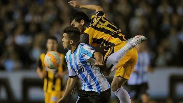 O Guaraní passou pelo Racing e foi à semifinal da Libertadores