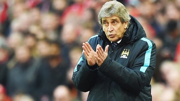 Manuel Pellegrini Manchester City Liverpool Final Copa da Liga Inglesa 28/02/2016