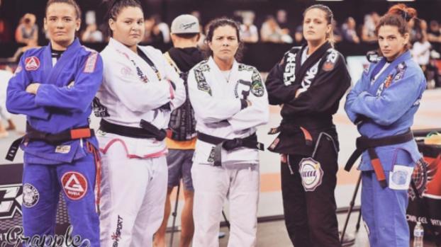 Mulheres Faixas Pretas Dividem Valor Do Prêmio Em Campeonato Mundial