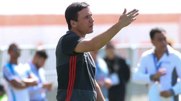 Zé Ricardo foi demitido pelo Flamengo no início deste mês