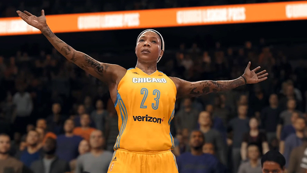 NBA Live 18 terá liga feminina de basquete