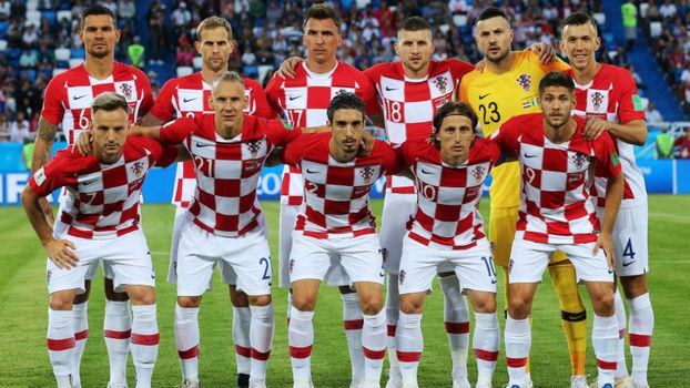 Croácia finalmente vai jogar com sua camisa  toalha de piquenique ... 548752af64362