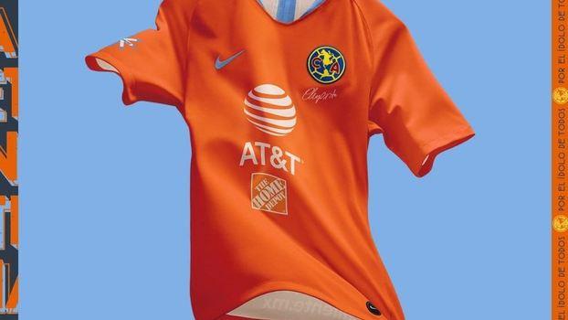 afd7c912ff América do México faz homenagem ao Chaves e lança camisa especial ...